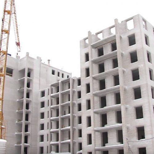 Строительство многоэтажных домов из железобетона
