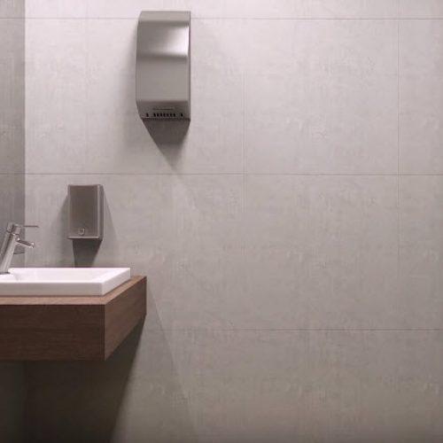 Ремонт туалета в санузле офисного помещения Артём