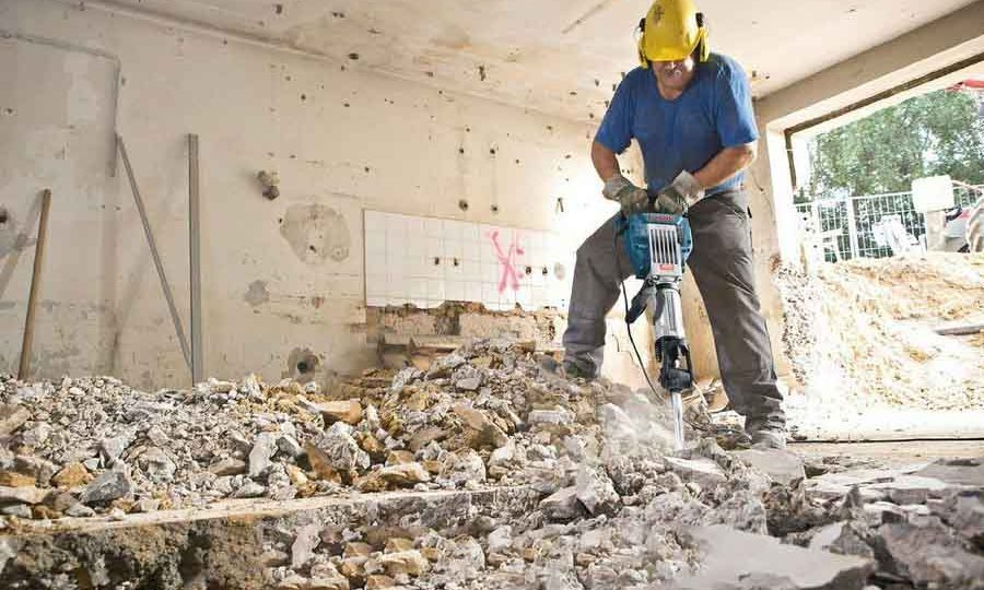 Демонтаж конструкций в городе Артёме от компании ООО.РЕМОНТ АРТЁМ