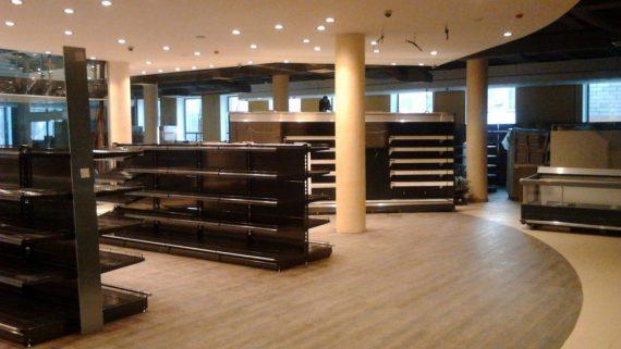 Отделка магазинов профессионалов под ключ в Артёме недорого