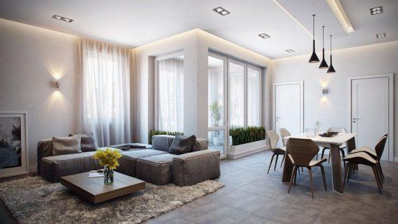 Дизайн интерьера квартир и домов в Артёме