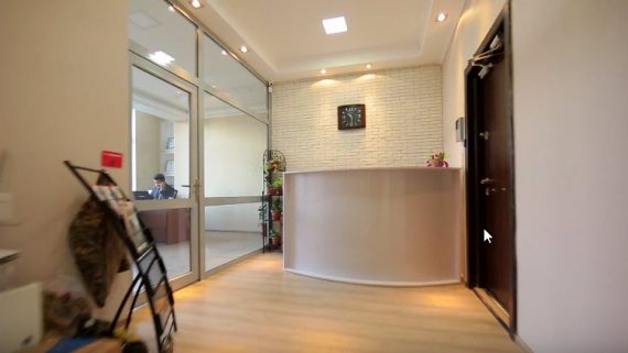 Ремонт офисных банковских помещений в Артёме