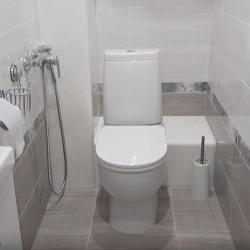 Ремонт ванной комнаты под ключ в Артёме