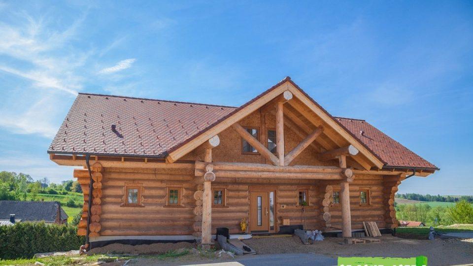 Строительство рубленого дома в Артёме
