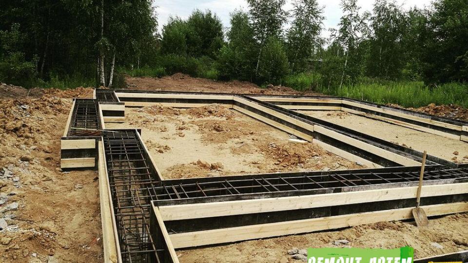 Строительство фундамента под ключ в Артёме