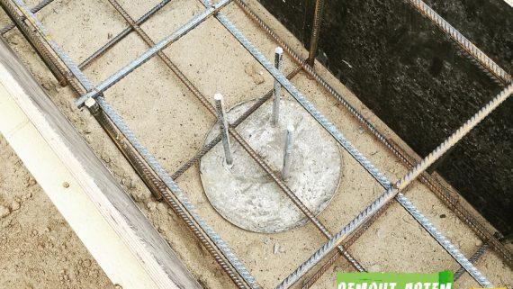 Строительство фундамента дома в Артёме от компании - ООО.РЕМОНТ АРТЁМ