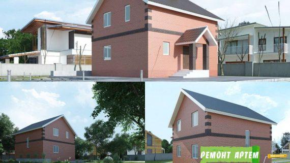 Строительство домов по доступной цене в Артёме