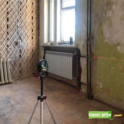 Профессиональный монтаж радиаторов отопления